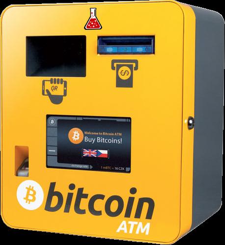 distributore automatico di bitcoin)